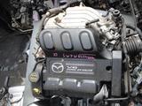Двигатель mazda tributel 3.0л за 20 000 тг. в Алматы