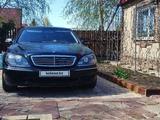 Mercedes-Benz S 500 1999 года за 2 000 000 тг. в Петропавловск – фото 3