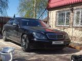 Mercedes-Benz S 500 1999 года за 2 000 000 тг. в Петропавловск – фото 5
