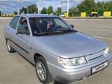 ВАЗ (Lada) 2110 (седан) 2007 года за 1 200 000 тг. в Костанай – фото 2