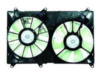 Диффузор радиатора двойной в сборе на TOYOTA HARRIER RX300 97-03 за 62 500 тг. в Нур-Султан (Астана)