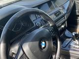 BMW 520 2014 года за 11 500 000 тг. в Костанай – фото 3