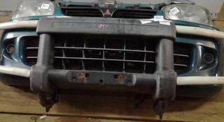 Ноускат (бампер передний в сборе) Mitsubishi Delica 4m40 pe8w pd8w за 110 000 тг. в Караганда