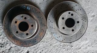 Тормозные диски w220 3. 2 5 в Шымкент