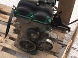 Двигатель кия сид 2, церато, сол, элантра 1.6 g4fg за 450 000 тг. в Костанай – фото 3