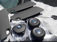 Airbag srs подушка безопасности крышка руль панель поло polo за 15 000 тг. в Алматы