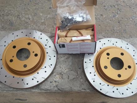Тормозные колодки и диски в Шымкент – фото 4