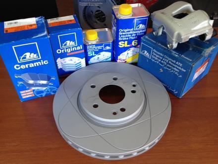 Тормозные колодки и диски в Шымкент – фото 7