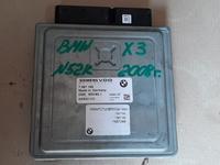 Блок управления двигателем на BMW X-3, оригинал из Японии за 50 000 тг. в Алматы