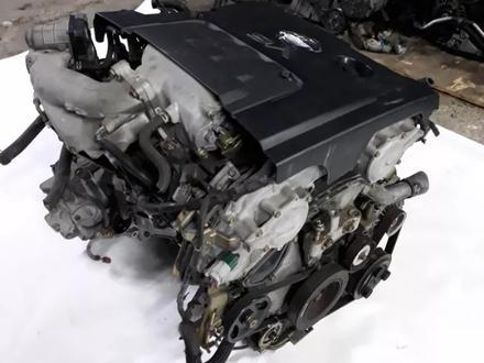 Двигатель Nissan Teana VQ23, j31 за 500 000 тг. в Атырау – фото 2