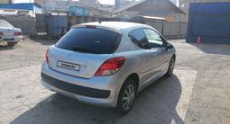 Peugeot 207 2011 года за 1 850 000 тг. в Нур-Султан (Астана) – фото 4