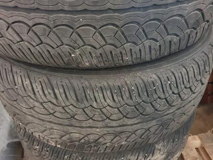 4Шт титанка ориг, и 4 шт шины летние 4шт липучка Yokohama за 350 000 тг. в Жезказган – фото 2