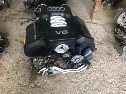 Контрактный двигатель Audi a4 ACK ALG APR AQD AMX Из… за 230 000 тг. в Нур-Султан (Астана) – фото 2