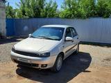 ВАЗ (Lada) Kalina 1118 (седан) 2008 года за 1 250 000 тг. в Актобе – фото 2