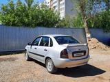 ВАЗ (Lada) Kalina 1118 (седан) 2008 года за 1 250 000 тг. в Актобе – фото 3