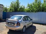 ВАЗ (Lada) Kalina 1118 (седан) 2008 года за 1 250 000 тг. в Актобе – фото 4