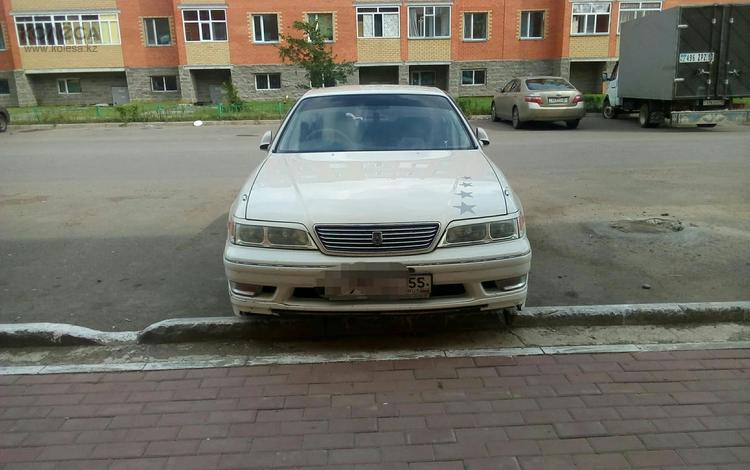 Toyota Mark II 1996 года за 1 800 000 тг. в Нур-Султан (Астана)