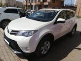 Toyota RAV 4 2014 года за 9 900 000 тг. в Нур-Султан (Астана) – фото 3