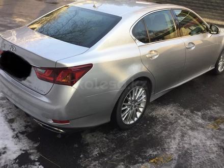 Lexus GS 350 2012 года за 13 000 000 тг. в Алматы