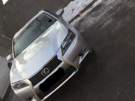 Lexus GS 350 2012 года за 13 000 000 тг. в Алматы – фото 3