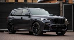 BMW X7 2021 года за 63 500 000 тг. в Алматы – фото 2