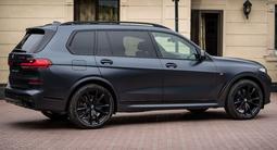 BMW X7 2021 года за 63 500 000 тг. в Алматы – фото 4