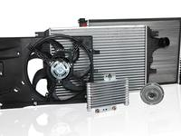 Радиатор охлаждения Lexus GS350 l10 за 26 000 тг. в Алматы