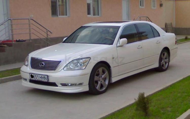 Lexus LS 430 2005 года за 2 200 000 тг. в Алматы
