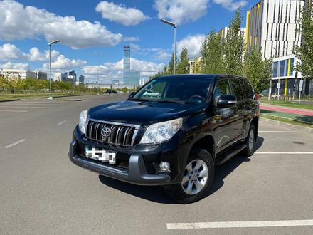 Toyota Land Cruiser Prado 2012 года за 13 000 000 тг. в Нур-Султан (Астана)
