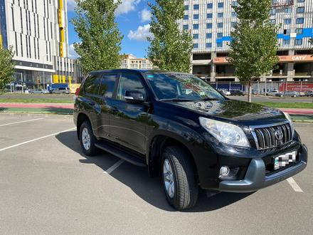 Toyota Land Cruiser Prado 2012 года за 13 000 000 тг. в Нур-Султан (Астана) – фото 2