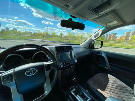 Toyota Land Cruiser Prado 2012 года за 13 000 000 тг. в Нур-Султан (Астана) – фото 9