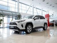 Toyota RAV 4 Comfort 2021 года за 15 040 000 тг. в Алматы