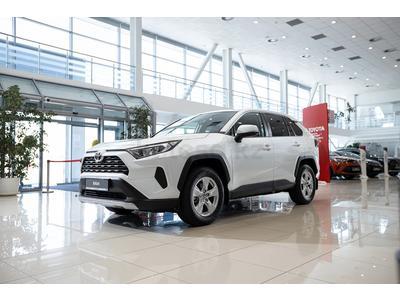 Toyota RAV 4 Comfort 2021 года за 13 830 000 тг. в Алматы