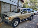 Nissan Pathfinder 2001 года за 5 300 000 тг. в Алматы – фото 2