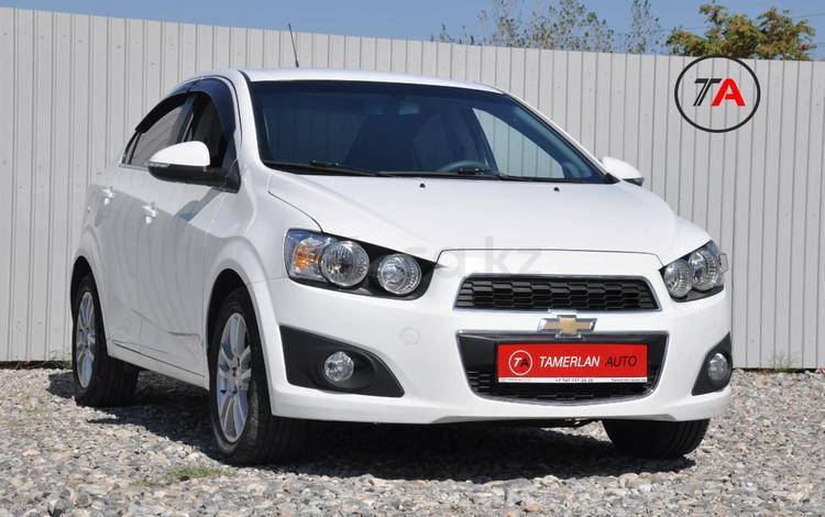 Chevrolet Aveo 2015 года за 4 200 000 тг. в Шымкент