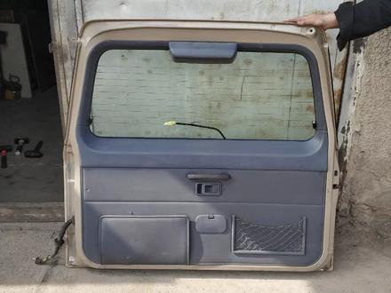 Дверь багажника Prado j95 за 70 000 тг. в Алматы – фото 2