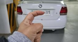 Volkswagen Polo 2015 года за 4 500 000 тг. в Нур-Султан (Астана) – фото 2