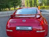 Nissan 350Z 2004 года за 3 800 000 тг. в Нур-Султан (Астана) – фото 5