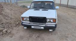 ВАЗ (Lada) 2107 2005 года за 500 000 тг. в Атырау – фото 3