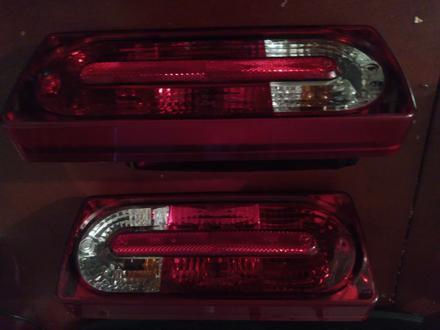 Задние фонари рестайлинг оригинал на g500 за 3 000 тг. в Алматы – фото 2
