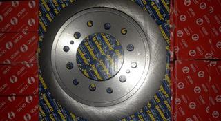 Тормозной диск Toyota Land Cruiser Prado задний.42431-60200 42431-60201 за 11 000 тг. в Алматы
