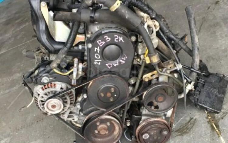 Контрактный двигатель mazda demio за 150 000 тг. в Темиртау