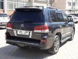 Lexus LX 570 2009 года за 14 500 000 тг. в Актобе – фото 4