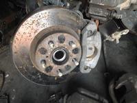 Тормозной диск передний Subaru Impreza за 7 500 тг. в Алматы