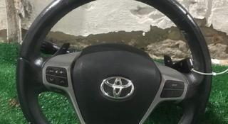 Руль безопасность аирбаг подушка airbag srs ключ авенсис avensis за 909 тг. в Караганда