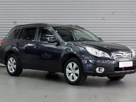 Subaru Outback 2011 года за 6 850 000 тг. в Семей – фото 3