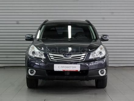Subaru Outback 2011 года за 6 850 000 тг. в Семей – фото 2
