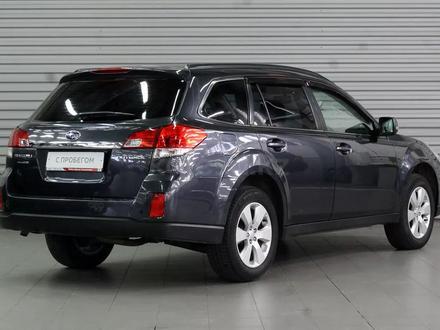 Subaru Outback 2011 года за 6 850 000 тг. в Семей – фото 13
