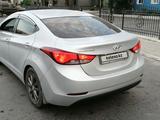 Hyundai Elantra 2015 года за 5 500 000 тг. в Актау – фото 4