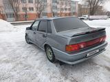 ВАЗ (Lada) 2115 (седан) 2012 года за 1 450 000 тг. в Караганда – фото 2